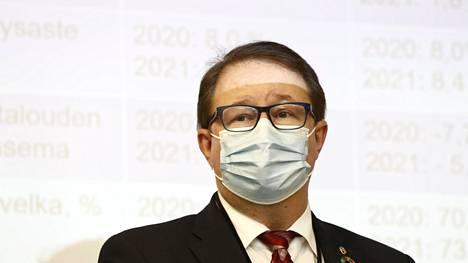 THL:n johtaja luonnehti Maailman terveysjärjestöä läpipoliittiseksi instituutioksi.