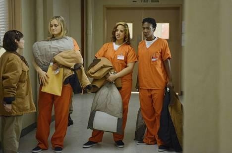 Netflix on satsannut omien sarjojensa tuotantoon. Yksi palvelun alkuperäissarjoista on naisvankilan elämää kuvaava Orange Is the New Black.