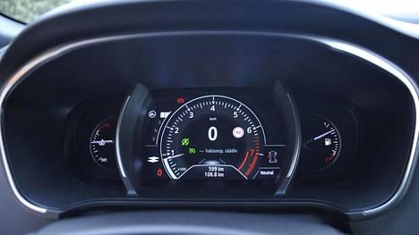 Renault Megane R.S. 280 EDC. Auto tulee uutena versiona jälleen Suomeenkin. Suorituskyky on perheautolle erinomainen.