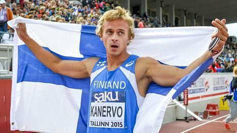 Jussi Kanervo suorittaa parhaillaan varusmiespalvelustaan.