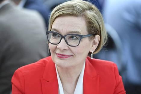 Sisäministeri Paula Risikon mukaan Suomen ei pidä suostua mihin tahansa sopimukseen.