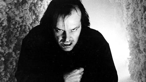 Jack Nicholson teki hyytävän roolin Jack Torrancena The Shining - Hohdossa 1980.