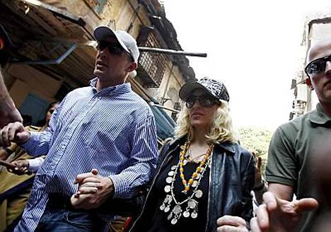 Madonna ja Guy Ritchie vahvistivat toissapäivänä eroavansa.