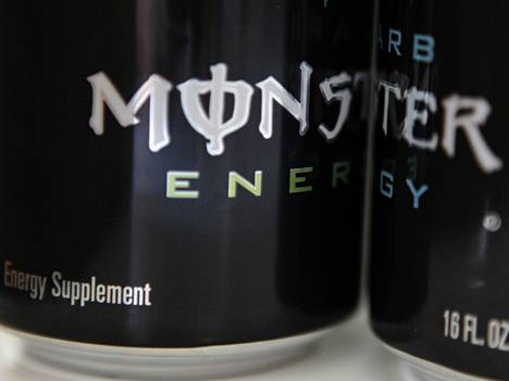 Yhdysvalloissa on nostettu oikeustapaus Monster-energiajuomaa valmistavaa yhtiötä vastaan.