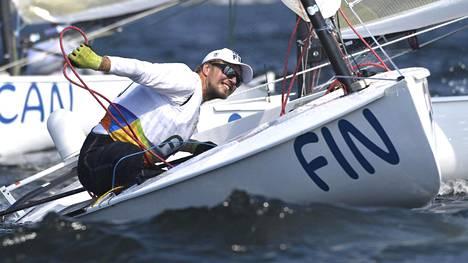 Suomalaisnelikko purjehtii illalla mitalilähdöissä Miamin maailmancupissa