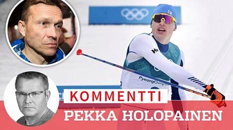 Jäikö Iivo Niskasen voitto Timo Ritakallion viimeiseksi kohokohdaksi Olympiakomitean puheenjohtajan asemasta?