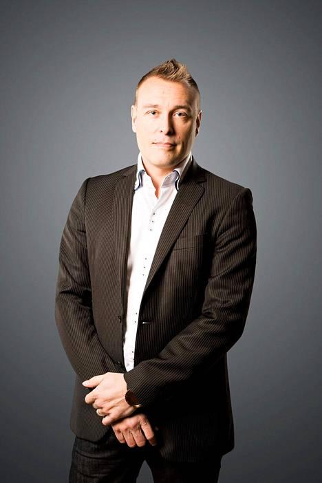 Kaalimadon toimitusjohtaja Mikko Rosén kertoo yrityksen liikevaihdon kasvaneen kuluneen vuoden aikana useita kymmeniä prosentteja.