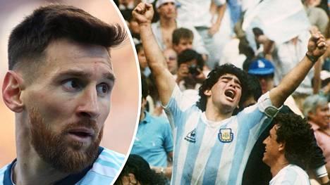 Lukuisista saavutuksistaan huolimatta Argentiinassa muistutetaan usein, ettei Lionel Messi ole onnistunut voittamaan maalleen jalkapallon maailmanmestaruutta. Diego Maradona onnistui tempussa Meksikon vuoden 1986 kisoissa.