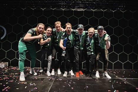 HAVU Gaming on NHL:n 6vs6-pelitilan hallitseva Suomen mestari.