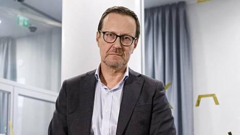 Huoltovarmuuskeskuksen väliaikainen toimitusjohtaja Janne Känkänen.