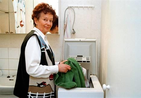 Sesse Koivisto vuonna 2000.