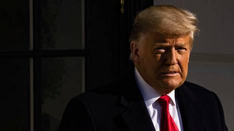 Presidentti Donald Trumpista on tulossa ensimmäinen presidentti, joka asetetaan virkasyytteeseen kahdesti.