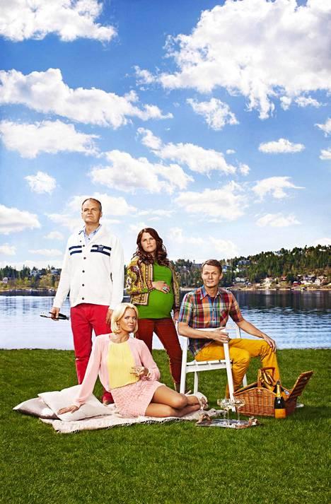 Solsidanin viides kausi alkoi Yle Fem -kanavalla viime sunnuntaina.