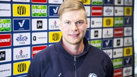 Sami Laakso toimii kasvattiseuransa LeKin kapteenina.