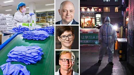 Koronaviruksen aiheuttamat ongelmat ovat koetelleet myös Kiinan-kauppaa harjoittavien suomalaisyritysten arkea monin tavoin.