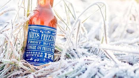 Flying Dutchman Nuts Freezing Frost Biting Tongue on Frozen Pole on lopulta simppelimpi olut kuin nimi antaa ymmärtää.
