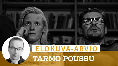Laura Birn ja Tommi Korpela esittävät Tyhjiö-elokuvassa taiteilijapariskuntaa.