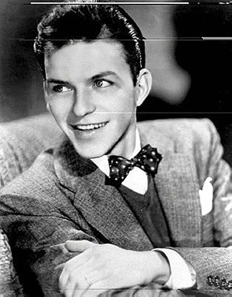 Frank Sinatra vuonna 1943.