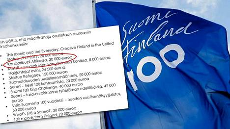 Rahaa jaettiin muun muassa suomalaisuuden uudelleenmäärittelyyn sekä Startup Refugees -ja Naisjohtajat esiin! -hankkeisiin.