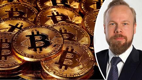 Bitcoinin arvo kipusi viikonloppuna 30000 dollariin. Suomen Pankin neuvonantajan Aleksi Grymin mukaan suuret vaihtelut kuuluvat kryptovaluuttojen luonteeseen.