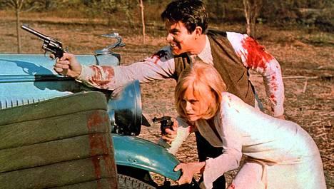 Bonnie ja Clyde -elokuva toi Dunawaylle Oscar-ehdokkuuden parhaasta naispääosasta.