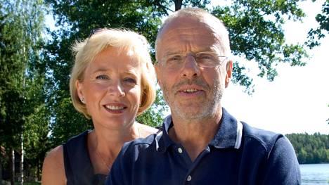 Päivi ja Lasse Virén eivät ole vielä päättäneet, matkustavatko he heinäkuussa Tokioon seuraamaan olympiakisoja.