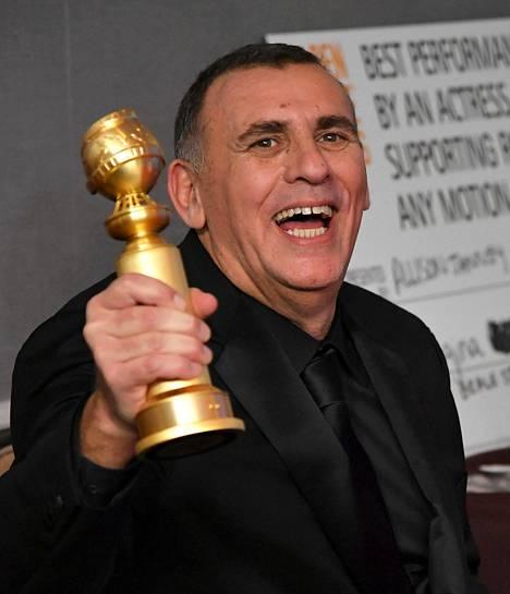 King riemuitsi Bohemian Rhapsodyn saamasta Golden Globesta tammikuussa.