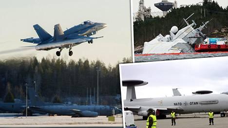 Myös Suomi osallistui Naton Trident Juncture -harjoitukseen.