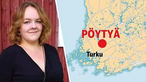 Sini Ruohonen sai surmansa syyskuussa 2020 Pöytyän Kyrössä.