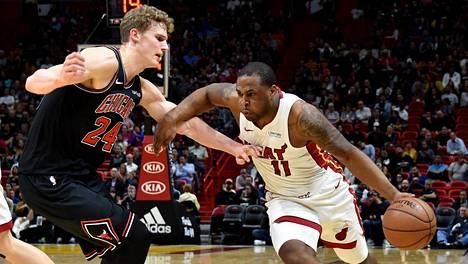 Chicago Bulls pääsi tappioputkesta – Lauri Markkanen heitti 14 pistettä