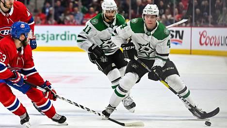 Miro Heiskanen on noussut NHL:n parhaiden puolustajien joukkoon.