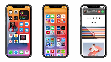 Uusi iOS muokkaa iPhonen työpöytää vahvasti. kaikki sovellukset eivät kuitenkaan siinä vielä toimi vanhaan malliin.