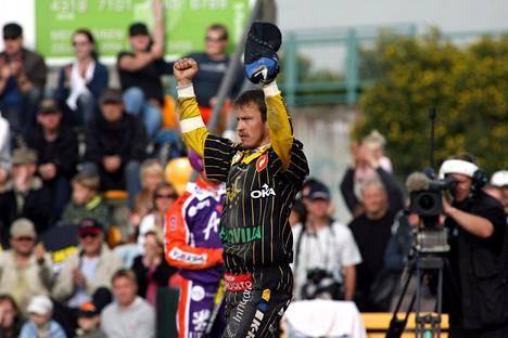 Kouvolaa Kohonen edusti edellisen kerran vuosina 2007–10. Se pesti huipentui kahteen peräkkäiseen hopeamitaliin. Kuva syksyn 2009 finaaleista.