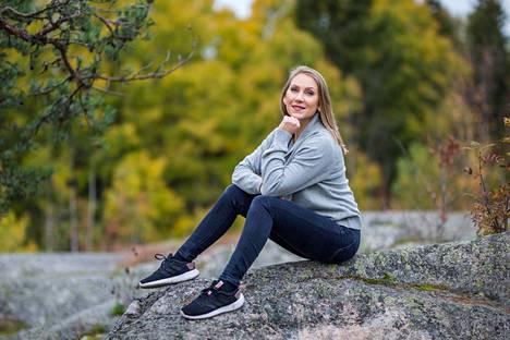 Evelina Lorek oli ehdolla viime kevään kunnalisvaaleissa Ympäristöliike Helsingin riveissä.