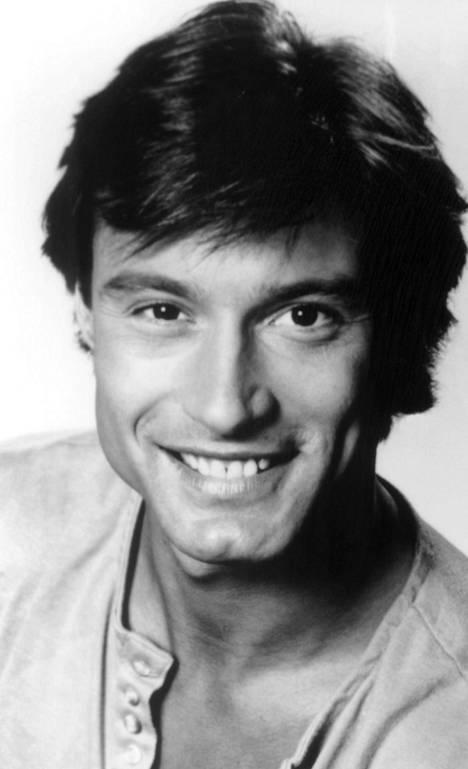 Addabbo työskenteli nuoruudessaan myös mallina. Tältä näyttelijä näytti vuonna 1989.