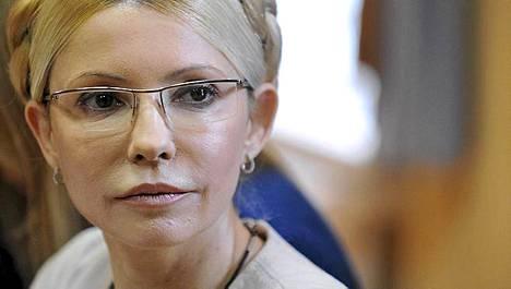 Julia Timoshenko on sairaalahoidossa selkäkipujen vuoksi.