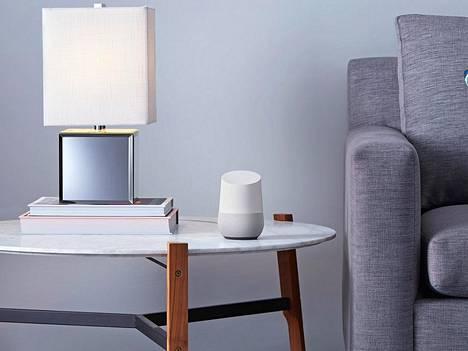 Google Home -älylaite.