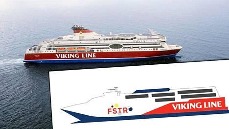 Viking Line alkaa liikennöidä Tallinnaan Viking XPRS:n (yllä) lisäksi katamaraanilla.