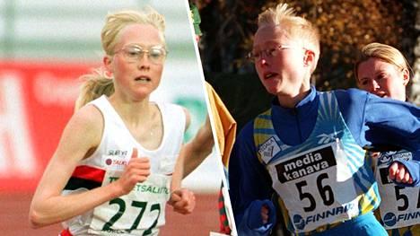 Sara Wedlund kilpaili huippuvuosinaan runsaasti myös Suomessa.