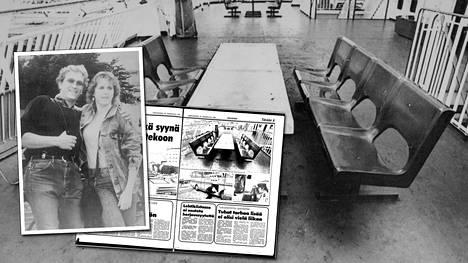 Ilta-Sanomien toimittajien uutuuskirja kurkistaa Estoniana tunnetuksi tulleen entisen ruotsinlaivan synkkään historiaan.