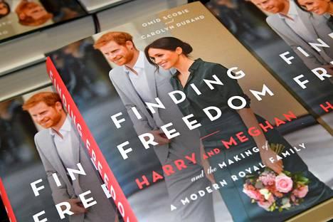 Pariskunnasta julkaistiin viime vuonna elämäkerrallinen kirja.