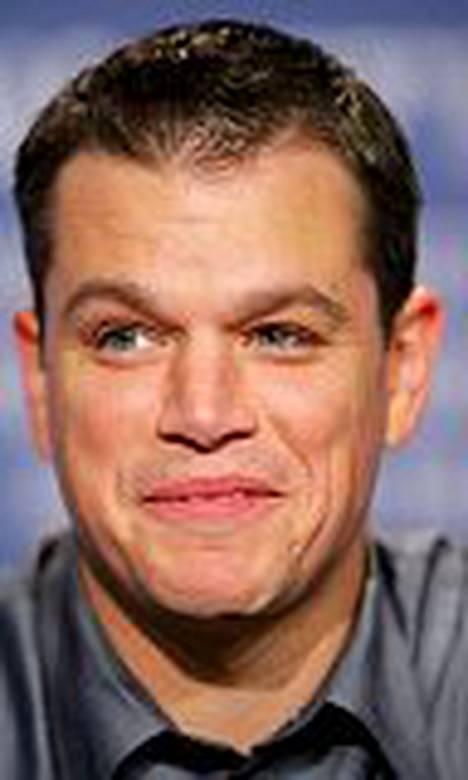 Matt Damon kertoo perheestään IS:n haastattelussa.