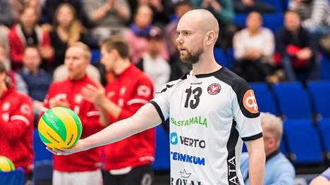 VaLePa murskasi ässäsyötöillä vastustajansa – jatkopaikka lentopallon eurocupissa heltisi erin 6–0