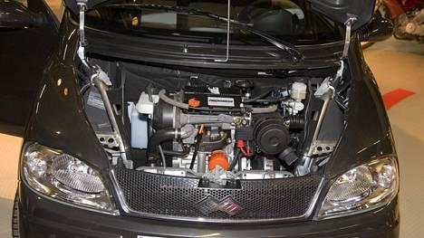 Kuvassa Ligier-mopoauton malliversio X-Too Max.