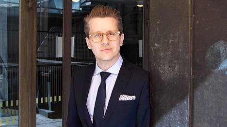 Helsingin yliopiston rikosoikeuden professori Sakari Melander.
