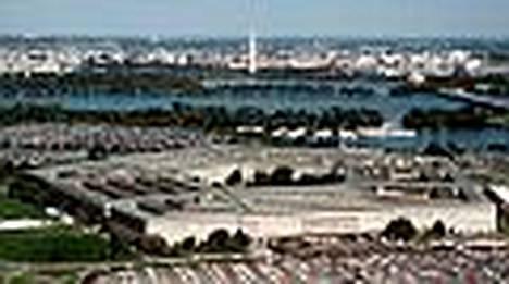Yhdysvaltain puolustusministeriötä kutsutaan Pentagoniksi sen päätoimipaikan viisikulmaisen muodon takia.