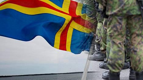 Armeija ei olisi Ahvenanmaan itsenäisyydelle elinehto, kertoo asiantuntija.