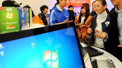 Microsoft herätti odotukset Windows 11:stä. Kuvassa vuonna 2009 ilmestynyt Windows 7, joka on edelleen monien mielestä se paras Windows.