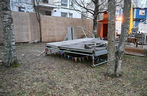Koskelan sairaala-alueella 4. joulukuuta tapahtunut henkirikos järkytti alueen asukkaita.