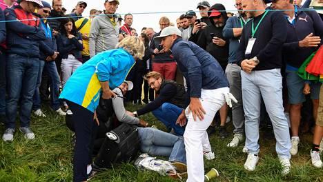 """Golftähden avauslyönnillä karmeat seuraukset: """"Olen syvästi pahoillani ja surullinen traagisesta onnettomuudesta"""""""